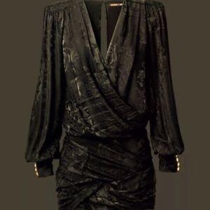 Limited Edition H&M x Balmain dress